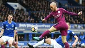 David Silva Manchester City Everton 03312018