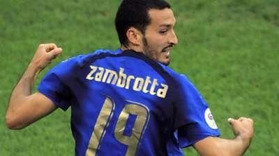 Gianluca Zambrotta Italy 2006