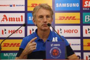 Albert Roca Bengaluru FC 2017-18 Indian Super League