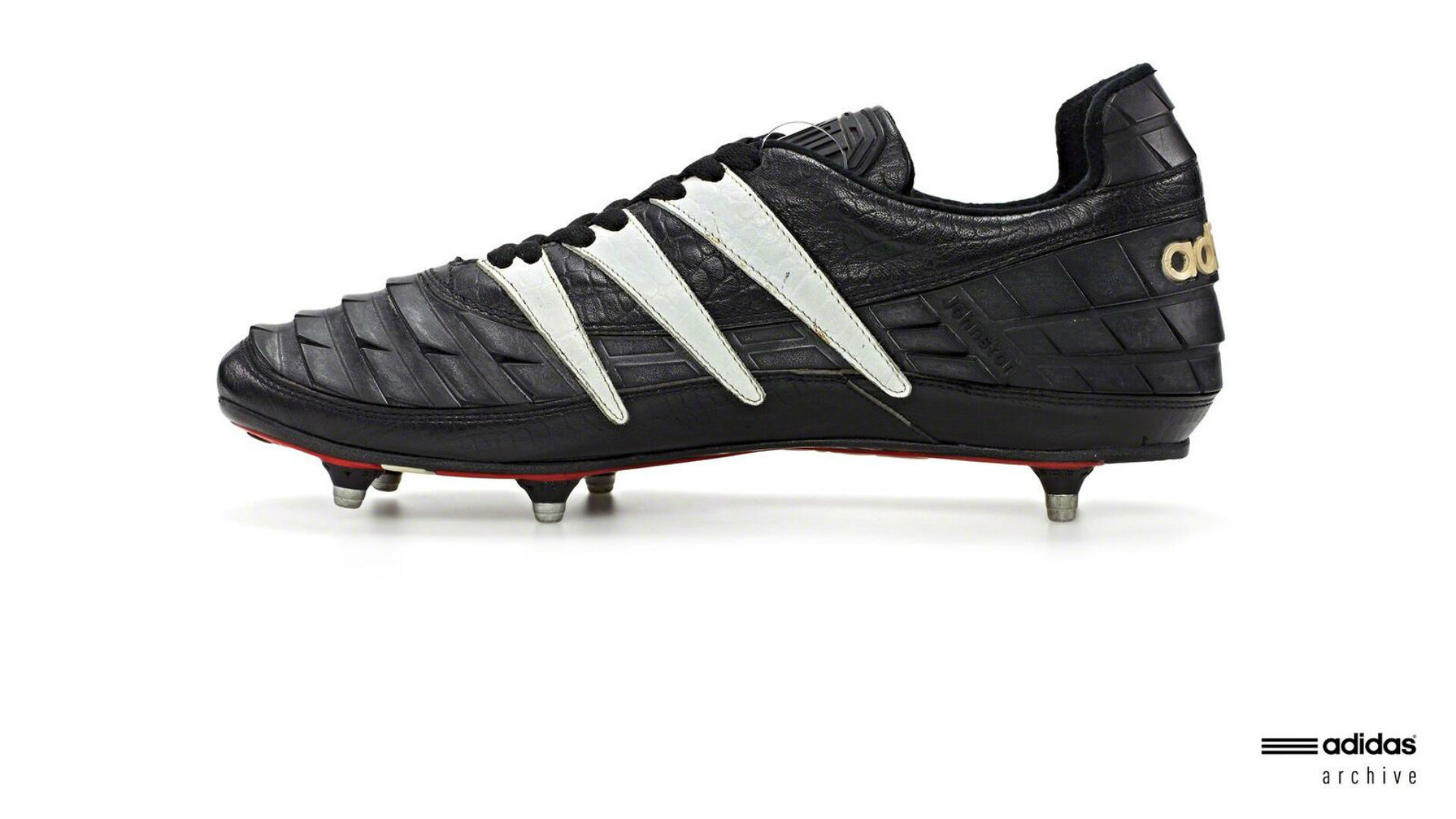 buy popular 0d4c6 66fc2 ... where to buy adidas predator accelerator mania every edition of david  beckhams world famous boots goal