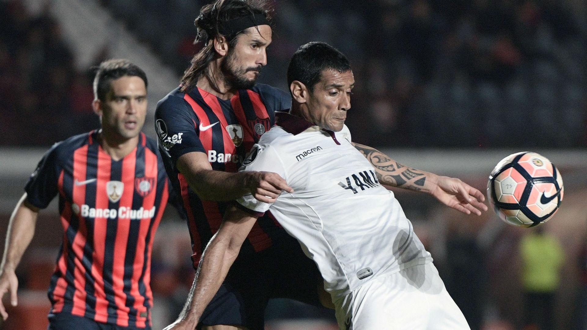 Aguirre ya prepara el duelo contra Lanús por la Libertadores