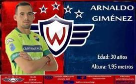 Arnaldo Giménez