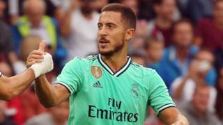 Eden Hazard Real Madrid 2019-20
