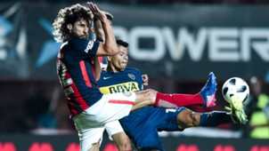 Fabricio Coloccini San Lorenzo Boca Juniors Superliga