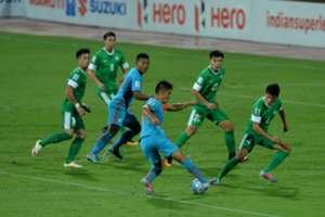Sunil Chhetri India vs Macau Asian Cup