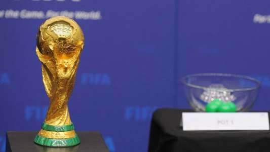 World cup trophy world cup draw