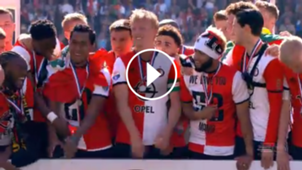 GFX Video Feyenoord título