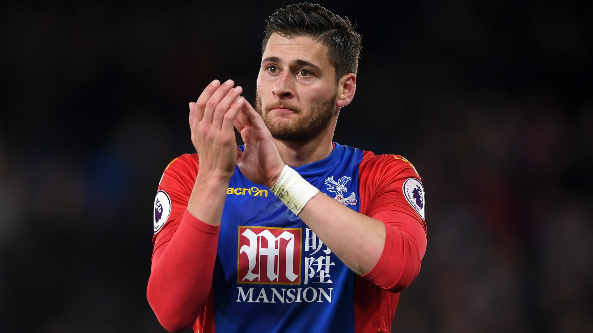 Joel Ward Crystal Palace Premier League