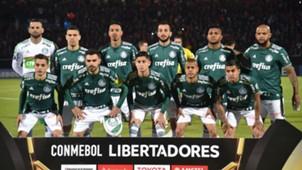 Cerro Porteno Palmeiras Libertadores 09082018