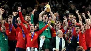 Spain World Cup 2010 Casillas