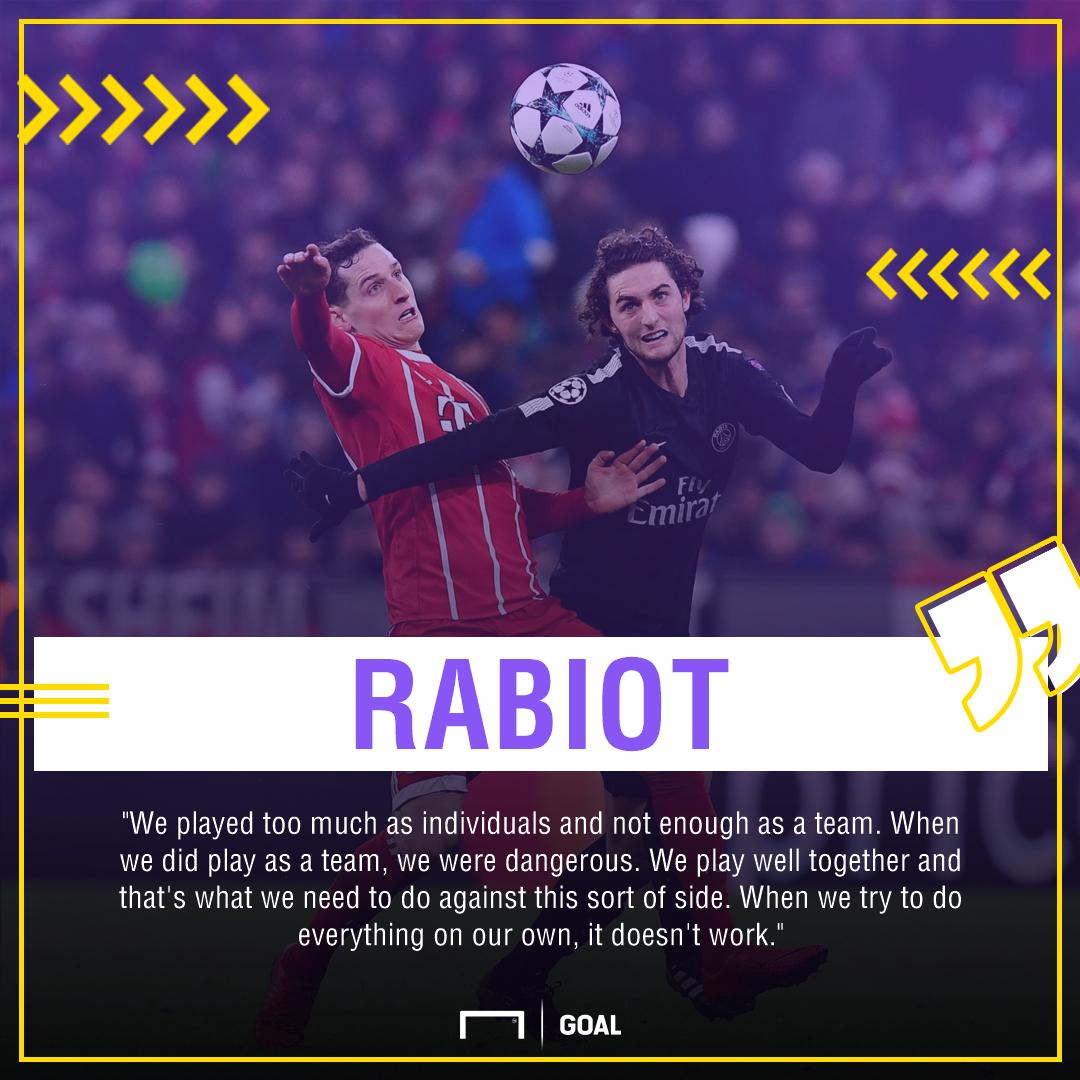 Adrian Rabiot PSG PS