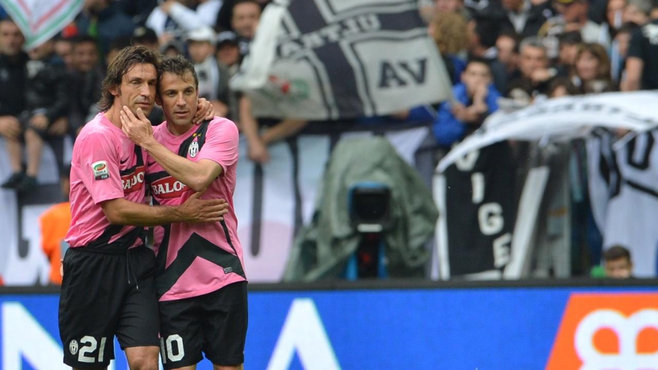 Andrea Pirlo, Del Piero & 15 Pembelian Terbaik Juventus