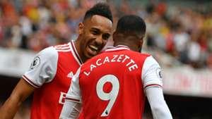'Cunning' Aubameyang billed as Arsenal's best lone frontman option despite not being a natural