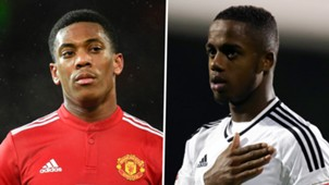 Anthony Martial Ryan Sessegnon
