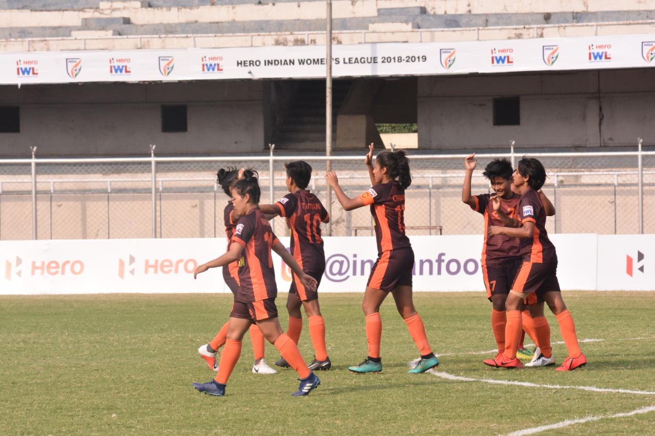 Gokulam Kerala Rising Students Club IWL 2019