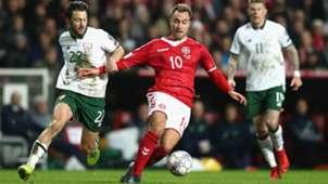 Christian Eriksen Denmark Ireland