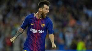 Lionel Messi Barcelona Juventus 120917