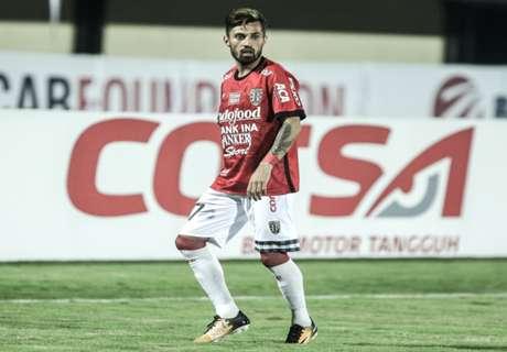 Gol Tunggal Lilipaly Menangkan Bali United