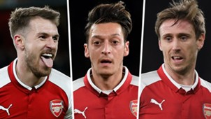 Arsenal players of season