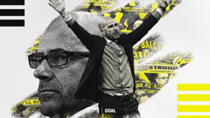 GFX Peter Bosz Borussia Dortmund