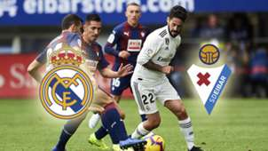 GFX Real Madrid Eibar LaLiga