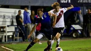 Nicolas Dibble Ivan Rossi Gimnasia River Superliga Argentina 03122017