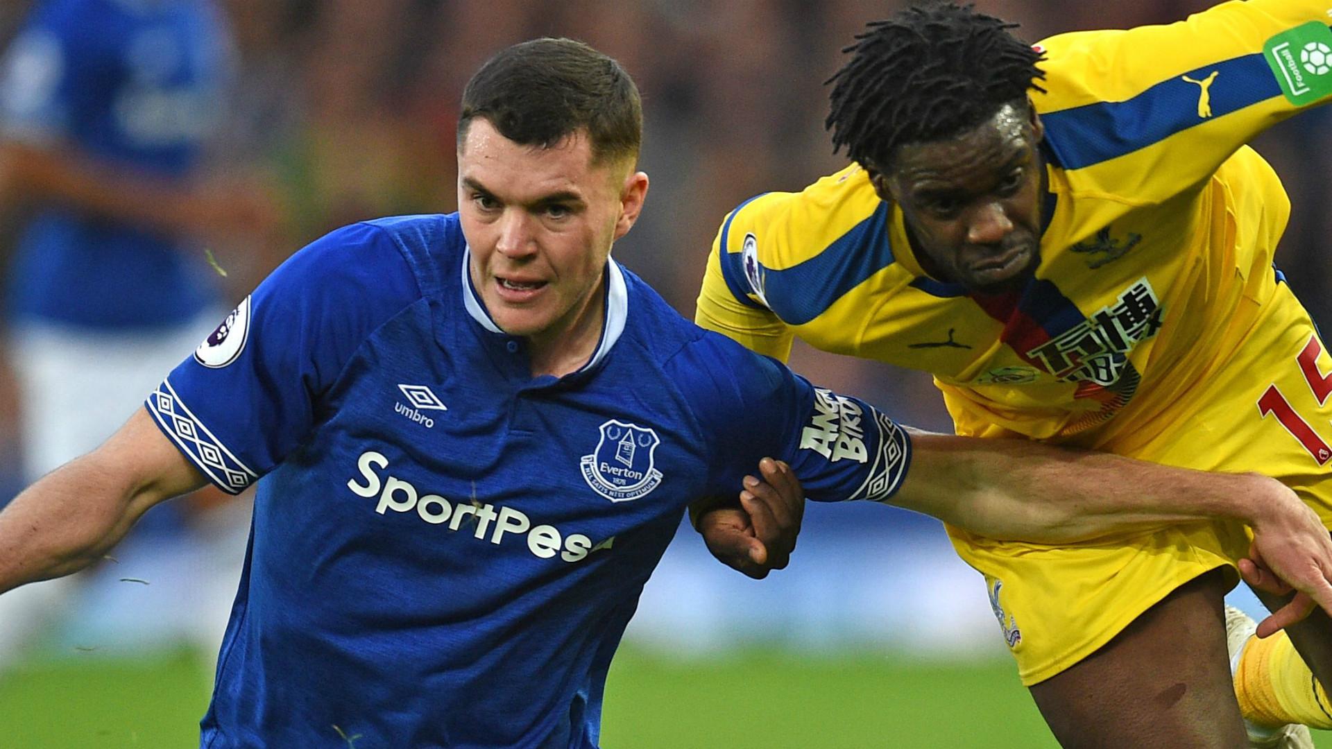 Michael Keane Everton 2018-19