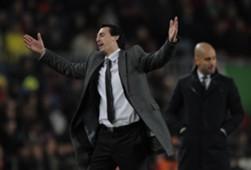 Barcelona Valencia Unai Emery Pep Guardiola 02/08/12