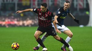 Giacomo Bonaventura Marcelo Brozovic Milan Inter Serie A