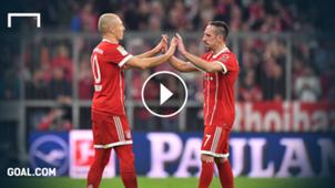 GFX Robben Ribery FC Bayern 2018