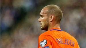Wesley Sneijder, France - Netherlands, 08312017