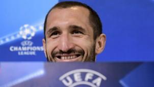 Giorgio Chiellini, Juventus Real Madrid, UEFA Champions League, press conference