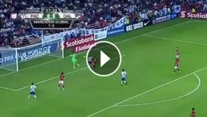 Gol Pachuca vs Dallas