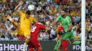 Socceroos Tomi Juric