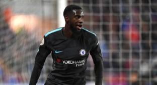 Tiemoue Bakayoko Chelsea Norwich