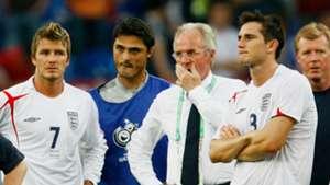 Sven Goran Eriksson England World Cup 2006