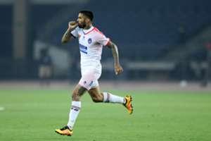 Matias Mirabaje ; Delhi Dynamos