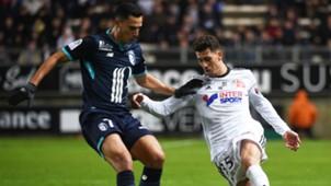 Danilo Avelar Anwar El-Ghazi Amiens Lille Ligue 1 20112017