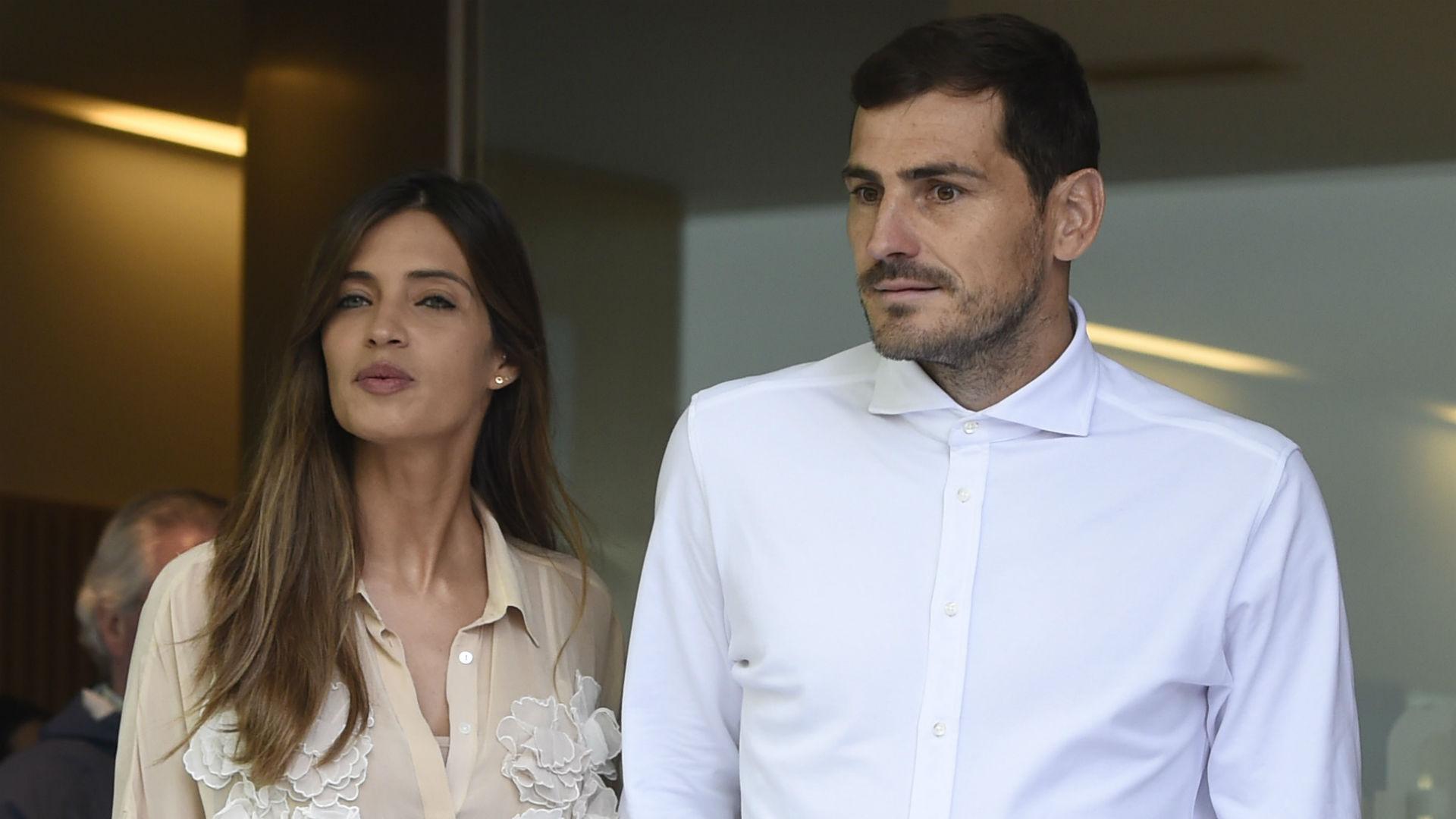 Sara Carbonero Iker Casillas 2019