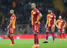 Eren Derdiyok Galatasaray Akhisarspor 04/18/18