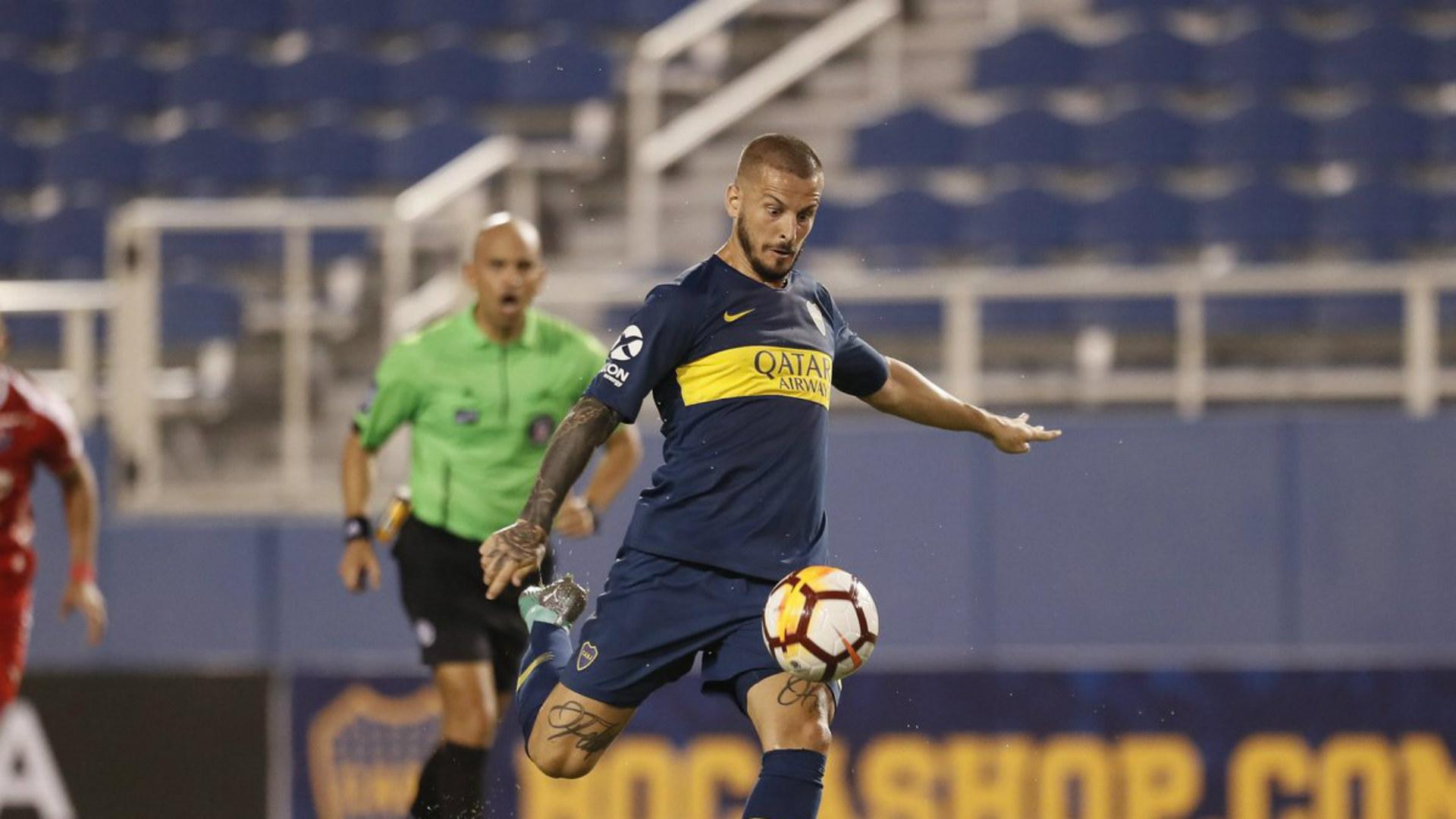 Benedetto Boca Independiente Medellin Amistoso Pretemporada 2018