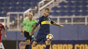 Benedetto Boca Independiente Medellin Amistoso Pretemporada 2018