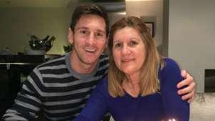 Messi mamá Celia