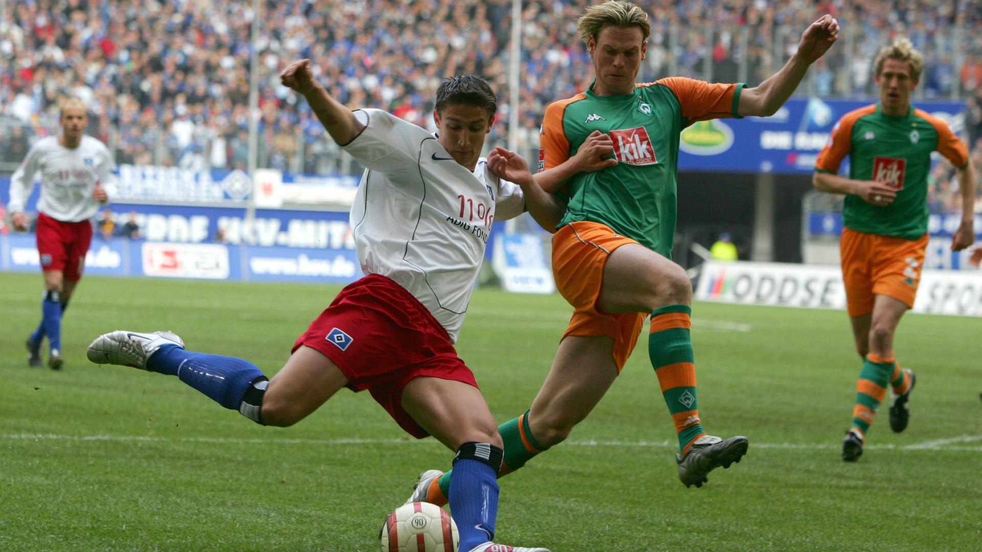 Mustafa Kucukovic Hamburger SV 08042005