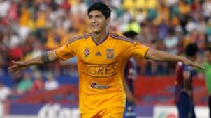 Alan Pulido Tigres UANL Mexico Liga MX