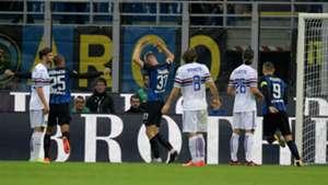 Milan Skriniar Inter Sampdoria Serie A