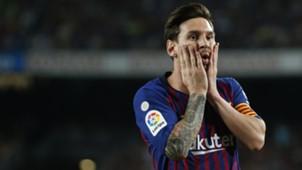 FC Barcelona Lionel Messi 23092018