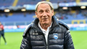 Zdenek Zeman, Pescara, Serie A, 03042017