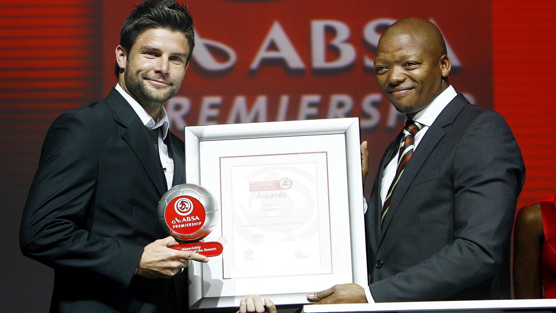 Ryan Botha Moroka Swallows winning winning absa-lutley awesome goal PSL 2008/2009