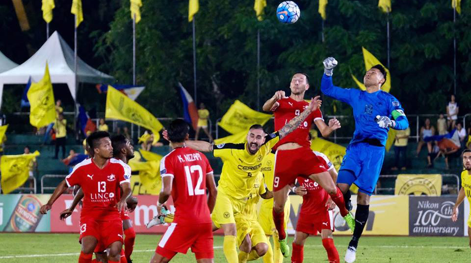 Ceres-Negros Home United AFC Cup